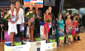 World Championship Youth Latin 2016