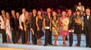 Professional Latin - UK Open 2017