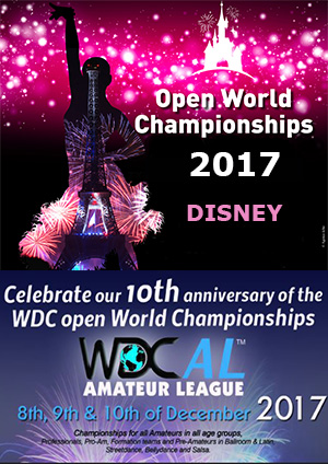 WDC AL WORLD OPEN CHAMPIONSHIP 2017