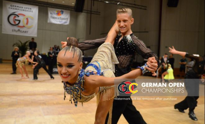 Video Junior 2 Latin - GOC 2017
