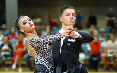 World Junior 2 Ballroom 2017 video
