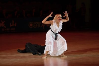 World Show Latin 2017