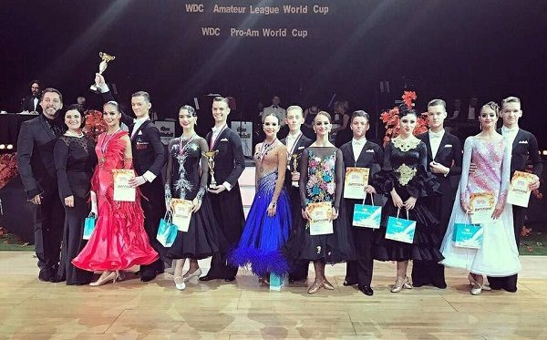 Autumn Moscow 2017 - Junior 2 Standard