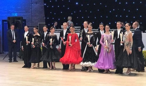 International 2017 - Junior 1 Ballroom