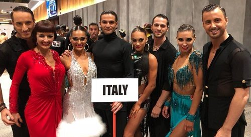 Italia WDC World LatIn 2017