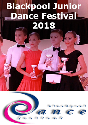 Blackpool Junior Dance Festival 2018