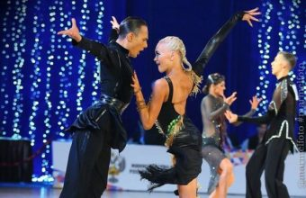 Russian Youth Latin championship 2018