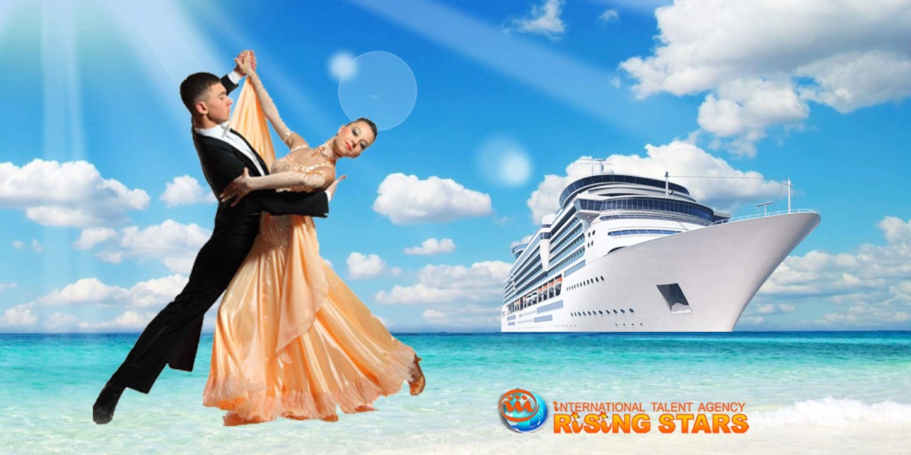 ONLINE CASTING for Ballroom Couples on Cruise Ships