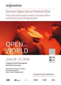 German Open Dance Festival 2018