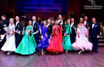 Video German Open Dance Festival 2018 - Pro Standard