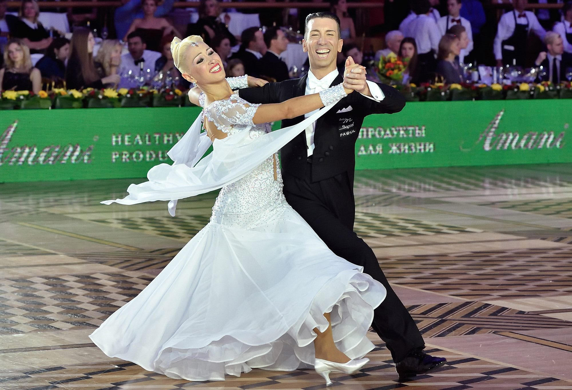 World Ballroom Championship 2018 in Kremlin