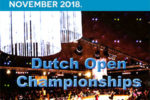 Dutch Open Assen 2018