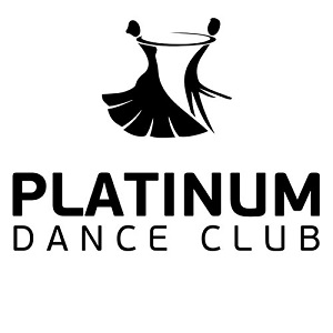 Platinum dance club logo