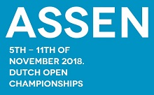 Dutch Open 2018