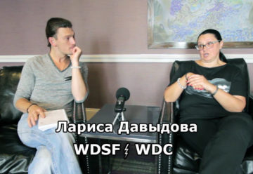 Larisa Davydova_Interview