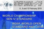 Antwerp Diamond Dancesport Cup 2019