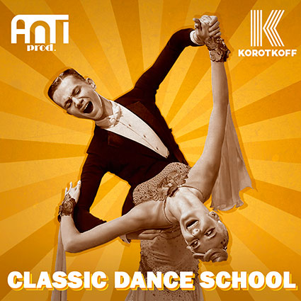 Classic Dance School - Album Cover