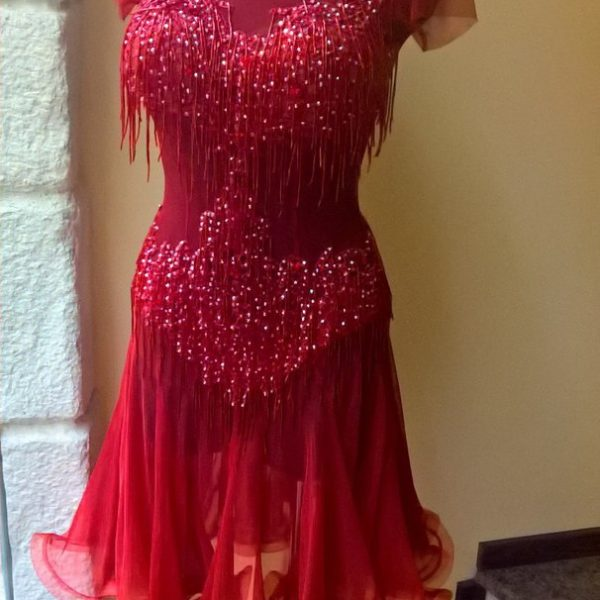 Latin dress for sale!!